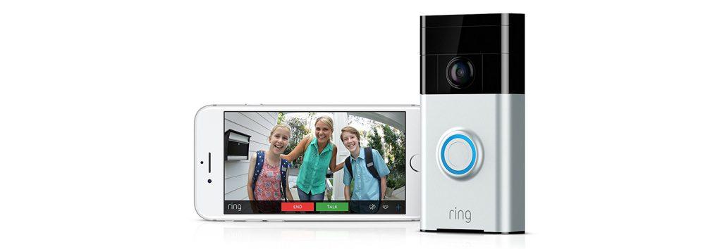ring vidéo doorbell 2 comparatif portier vidéo sonnette connecté