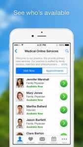 visite médicale virtuelle