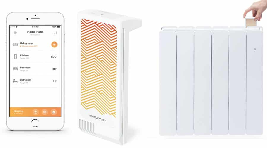 Intuitiv Netatmo test avis du thermostat électrique connecté