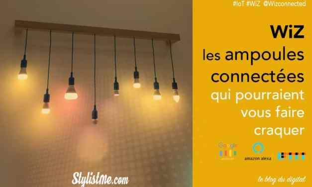 WiZ test avis : Ces ampoules connectées sont-elles un bon choix ?