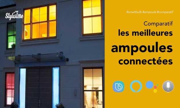 Meilleure ampoule connectée comparatif guide et compatibilité assistants vocaux