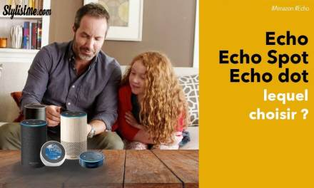 Amazon Echo, Echo Dot, Spot, Plus et Sub en vente en France Alexa