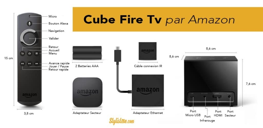 cube fire tv amazon test avis unboxing