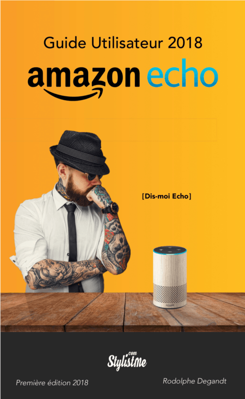 guide français Amazon écho 2018