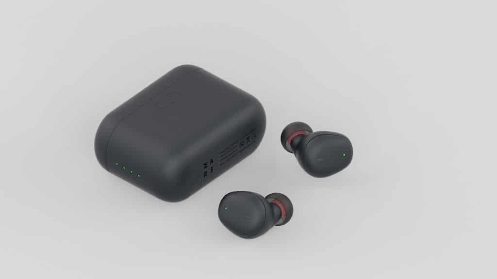 Mars earbuds écouteurs traduction Clova design