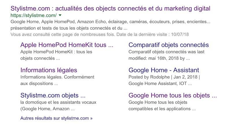 meta description 2018 optimisée pour Google