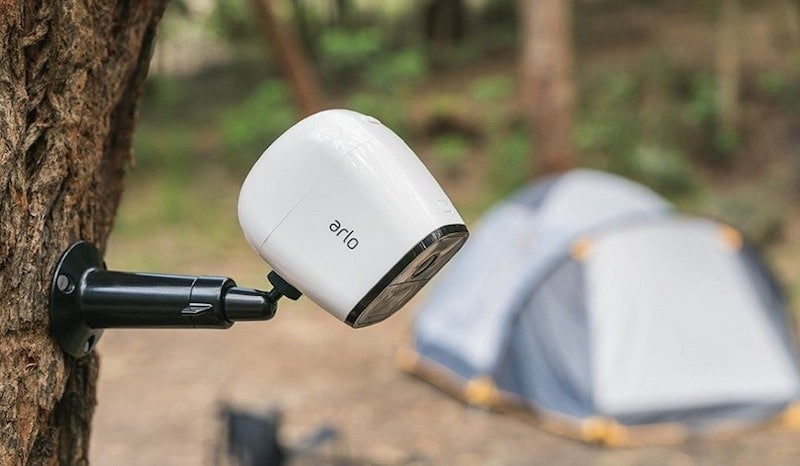 Arlo Go avis test sans fil 3G camera surveillance exterieure