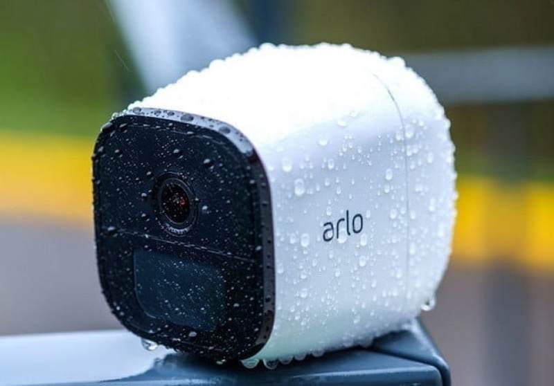 Arlo Go test avis caméra étanche IP 65