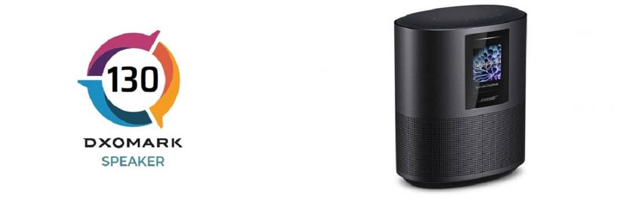 Bose Home Speaker DXOMARK