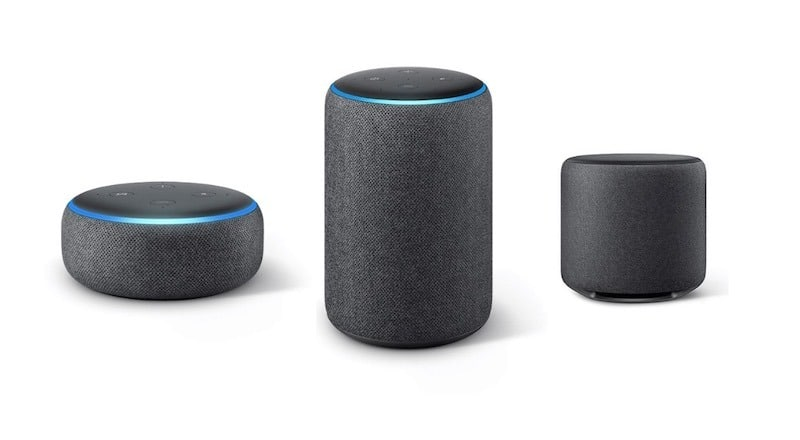 Amazon Echo Sub dot 3 Echo Plus