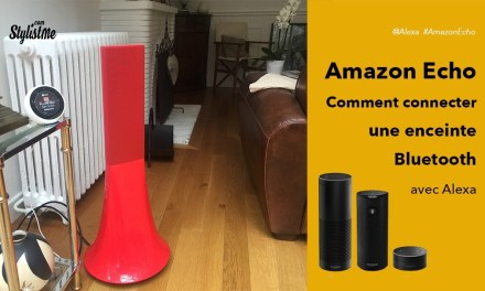 Comment connecter une enceinte Bluetooth à Amazon Echo [tuto]