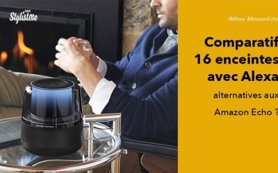 Comparatif enceintes Alexa intégré mieux que les 3 Amazon Echo ?