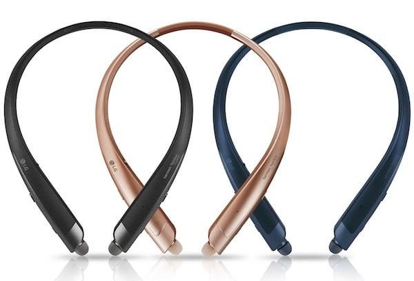comparatif écouteurs casques compatible Google Assistant LG Tone Platinum SE