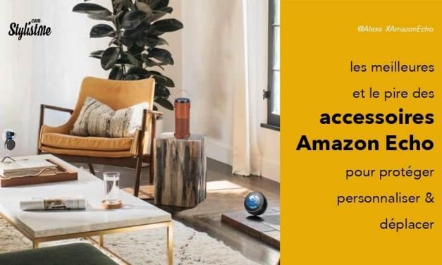 Meilleurs accessoires Amazon Echo, Spot ou Echo Dot