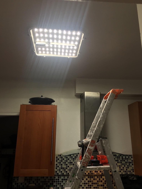 Yeelight Smart Square LED avis test installation
