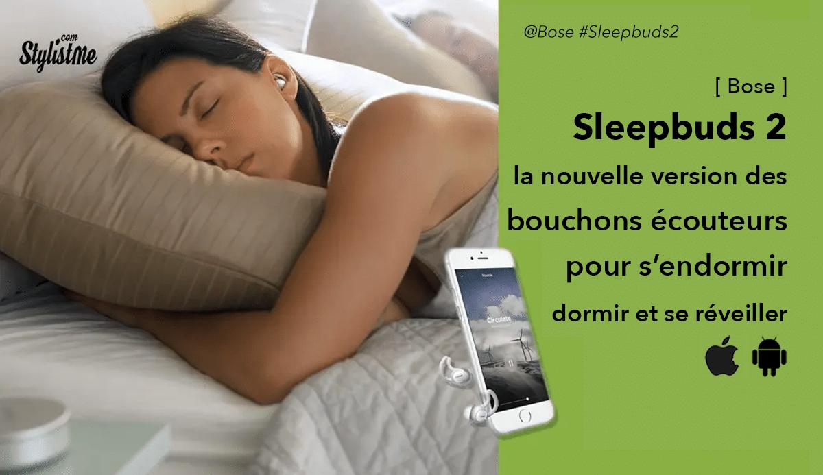 Sleepbuds 2 Bose avis test prix