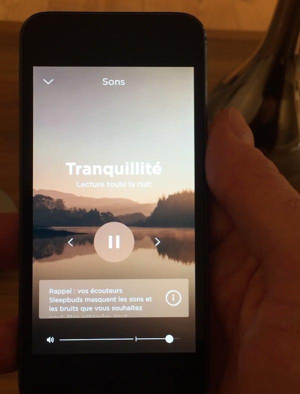 Bose Sleepbuds avis test prix 10 sons apaisants
