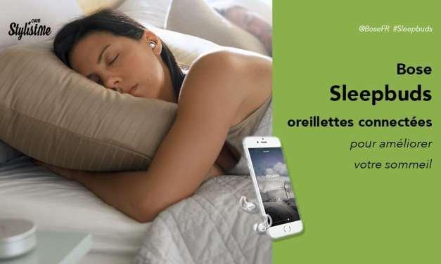 Bose Sleepbuds avis test prix oreillettes de sommeil à masquage sonore