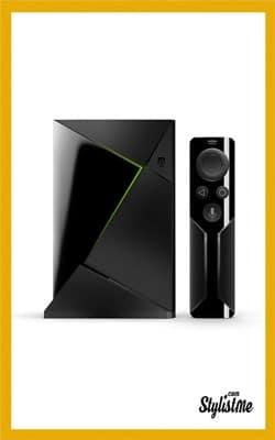 Cadeaux Noël 2018 high tech idées android tv nvidia shield tv