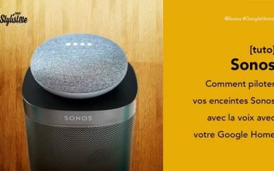 Comment utiliser Sonos avec Google Home Google Assistant gratuitement