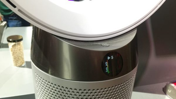 Dyson Pure Hot coolavis test prix écran LCD