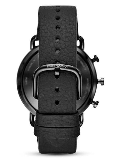Emporio Armani connected avis test prix bracelet