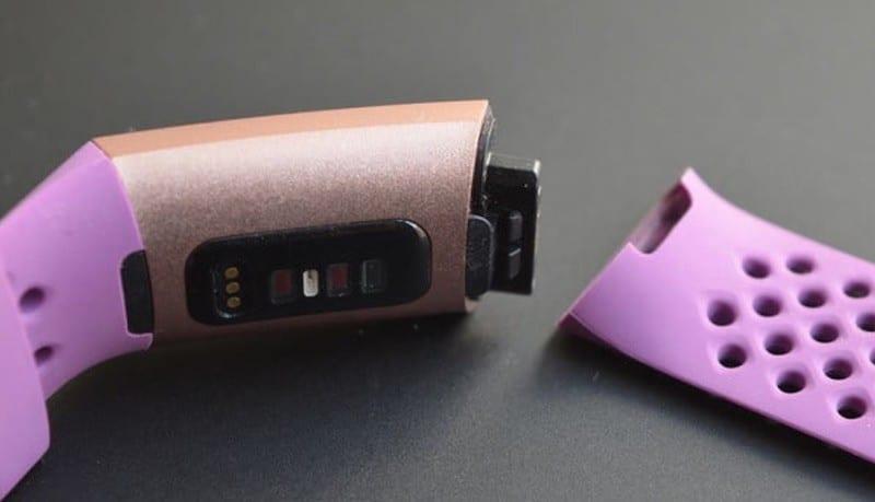 Fitbit charge 3 prix avis test changer bracelet