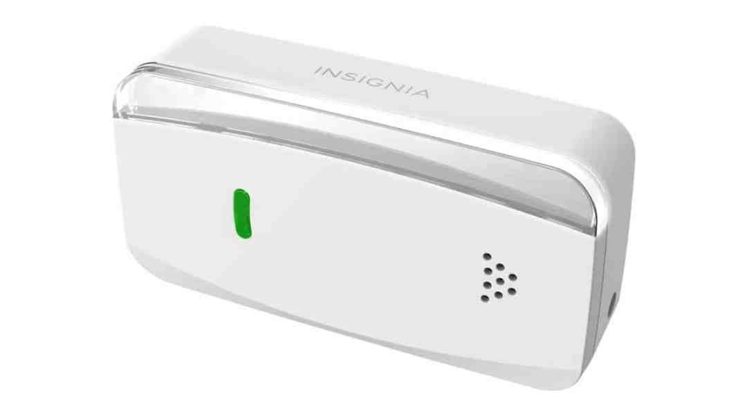 Insignia garage door controller avis test homekit