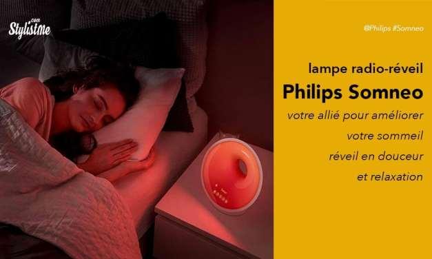 Philips Somneo avis test lampe radio-réveil et endormissement en douceur