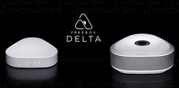 Appareils compatibles Freebox Delta free devialet serveur
