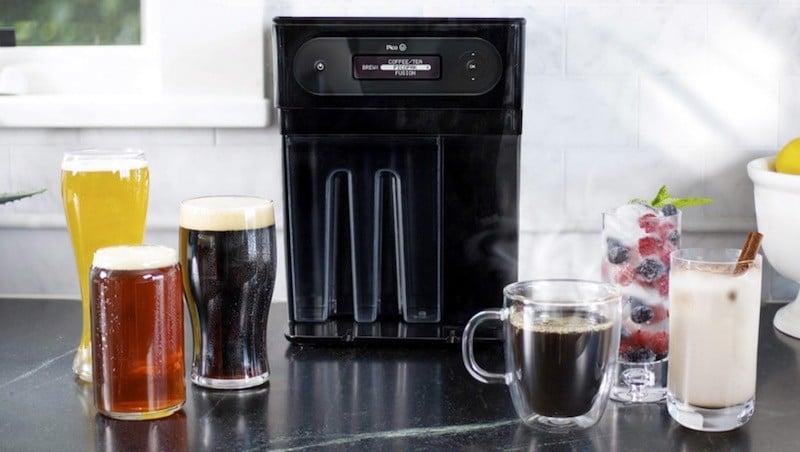 PicoBrew Pico U machine capsule à biere café thé
