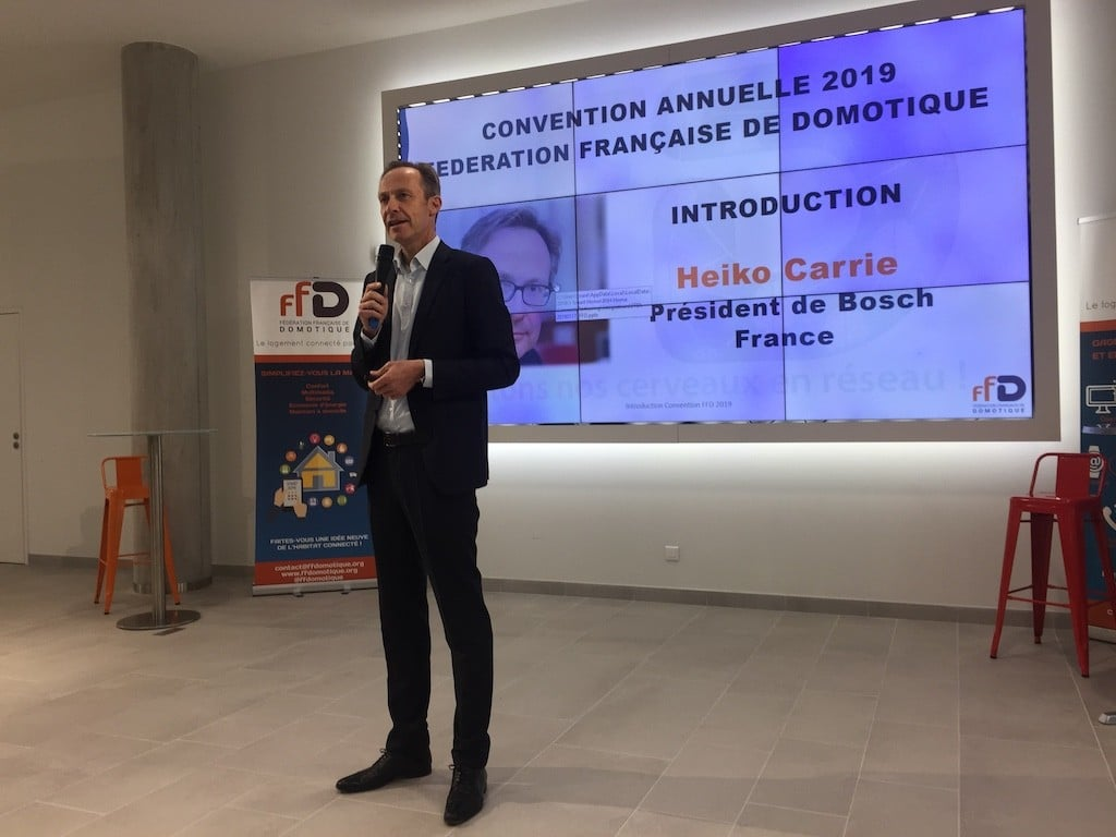 Bosch France Heiko Carrie