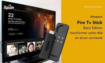 Fire TV stick prix avis test, les meilleures applis et la télécommande
