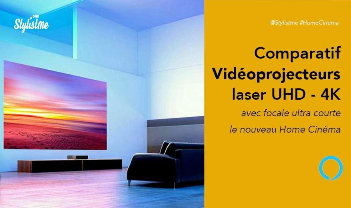 Videoprojecteur Avec Tuner Tv meilleur vidéoprojecteur laser ultra courte focale : comparatif 2020 prix  avis test