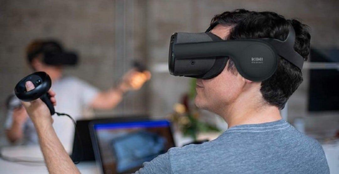 Audio casque cache oreille Kiwi Design accessoire Oculus Quest