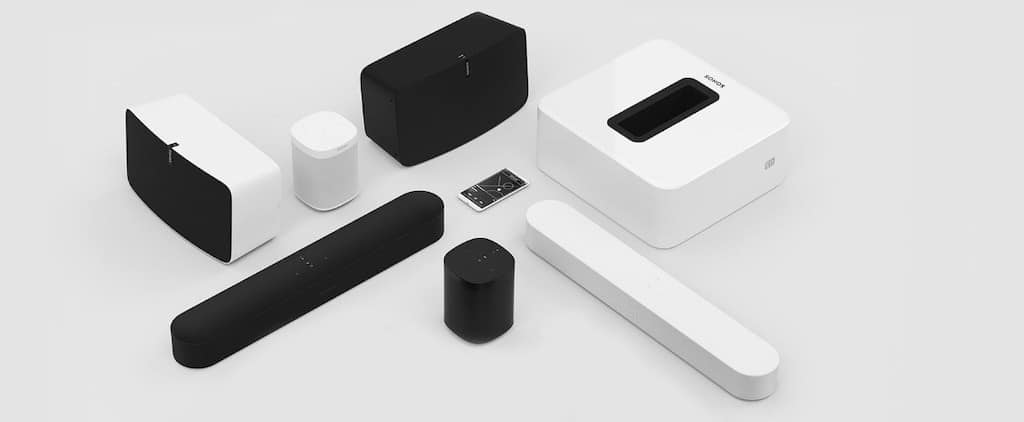 Gamme sonos compatible AirPlays 2