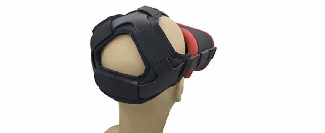 mousse sangle Oculus Quest confort accessoire