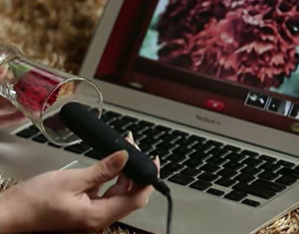 sextoy connecté Svakom Gaga Caméra Vibrator