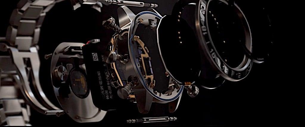 Garmin Marq 5 montres connectées haut de gamme