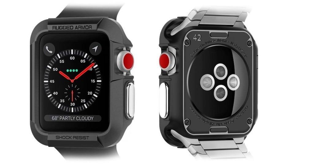 Meilleurs accessoires Apple Watch coque protection