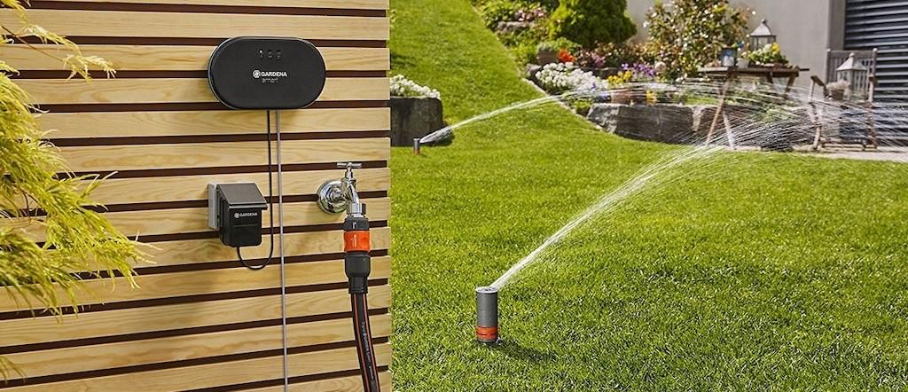 Smart Irrigation Control arrosage automatique gardena connecté