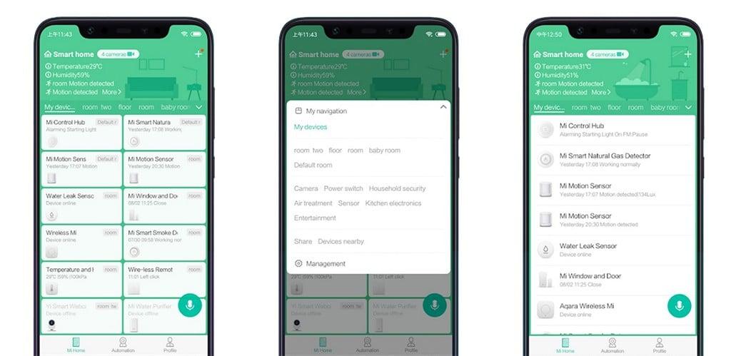 Xiaomi-Mi-Home-App-Android-iOS-paramétrage