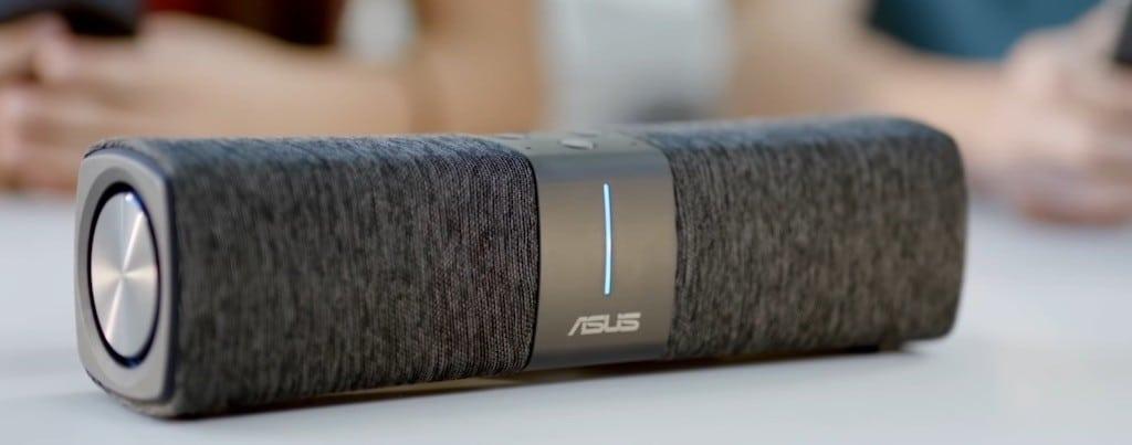 Asus Lyra Voice avis prix test enceinte routeur alexa