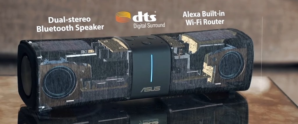 Asus Lyra Voice enceinte stereo DTS