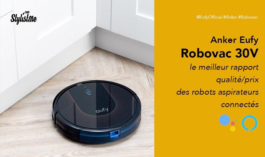RoboVac 11S Accessoire officiel eufy RoboVac 12 et RoboVac 30C Batterie 2600 mAh de remplacement pour eufy RoboVac 11