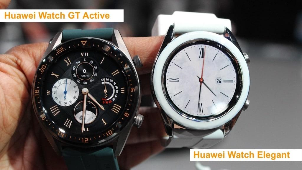 Huawei Watch GT Active Elegant accessoires Huawei