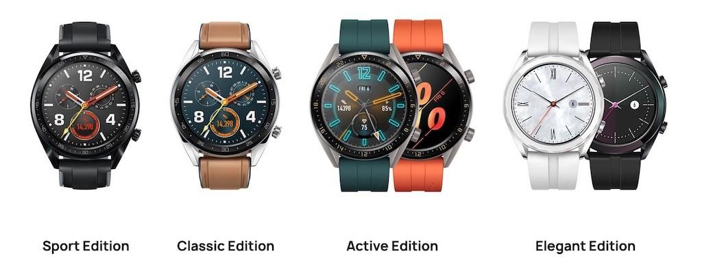 Huawei watch gt active sport classic elegant