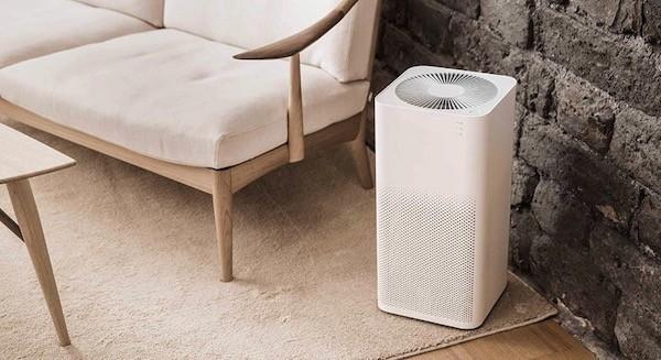 purificateur air Xiaomi compatible google Home