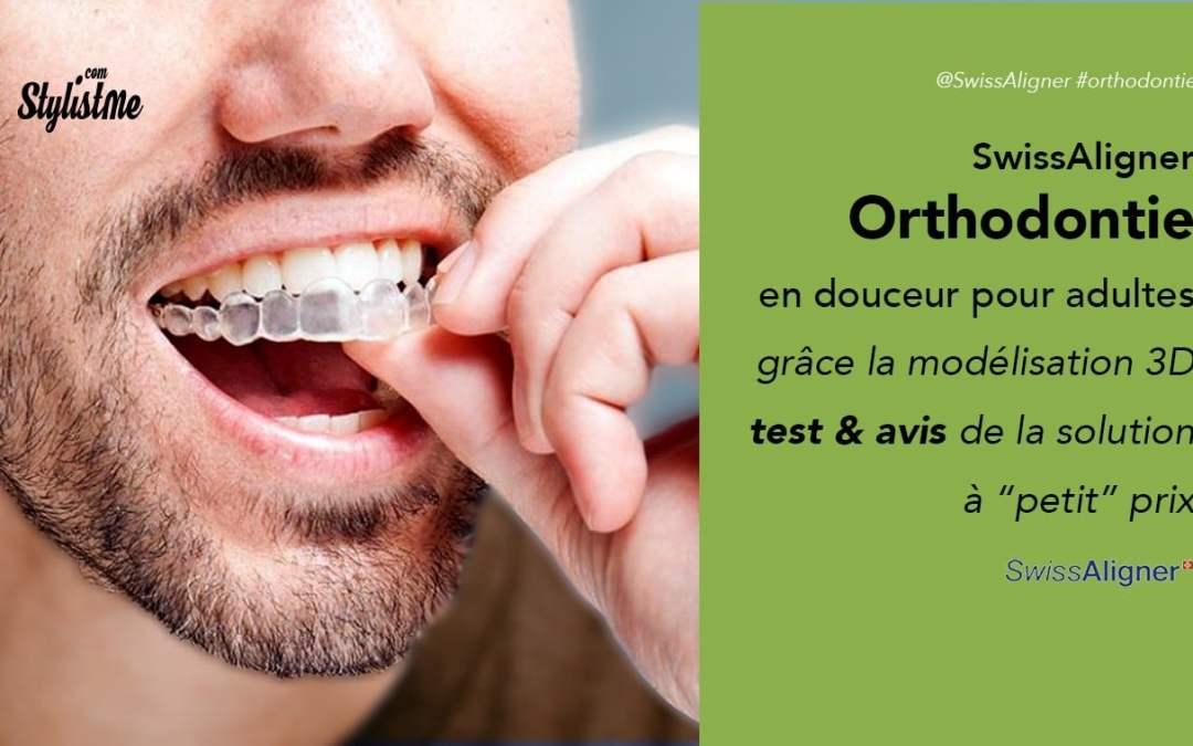 SwissAligner avis sur les gouttières d'orthodontie à petit prix