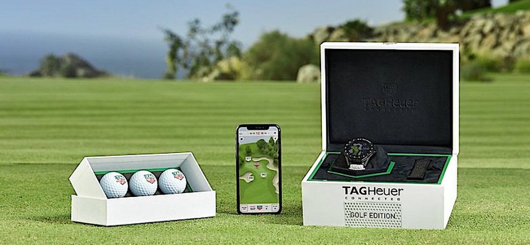 TAG Heuer Connected Modular golf edition prix